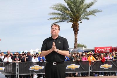 2013 Chevy unveiling at Daytona, by Noel Lanier