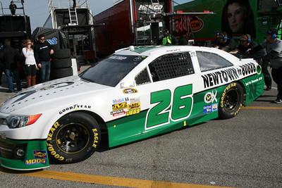 Daytona 500- practice 007