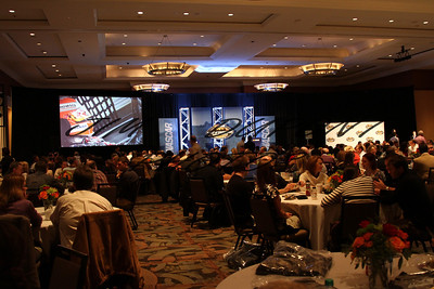 NASCAR Night of Champions Touring Awards Gala 12/812 Charlotte NC..