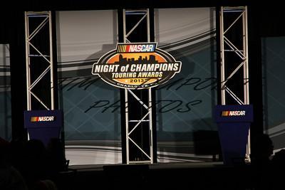 Night of Champions Touring Awards 2013 Charlotte N.C.