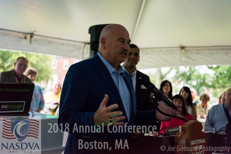 NASDVA Annual Conference 2018 Presidents Reception