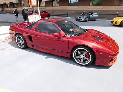 One of the few non Kappa cars. This one belonged to a local who is responsible for painting many of the Colorado members cars. This Acura NSX was a super desirable car around the time I graduated college and I've always liked them.