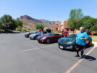 Kappas at Gateway Automotive Museum.