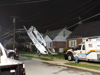 Removal of plane from wires [4-14-2019]