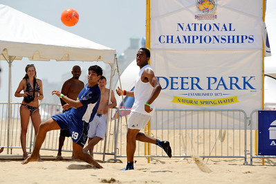 2010 North American Sand Soccer Championships - Open Pro Division