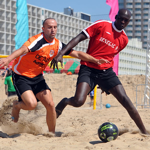 Game 03 - Florida Beach Soccer vs Beach Football Association Senegal