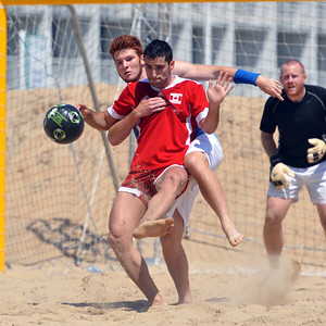 2012 North American Sand Soccer Championships, 15th-36th Street & Oceanfront, Virginia Beach, Virgina