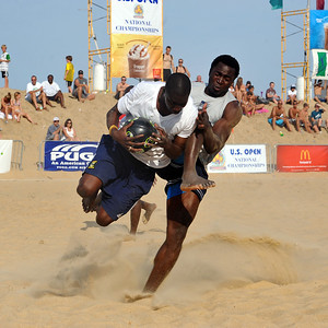 Game 19 - MontCo Azzurri vs Beach Foot Association Senegal