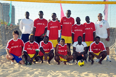 Beach Foot Association of Senegal - Image #1