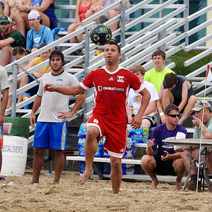 2013 North American Sand Soccer Championships, 15th-36th Street & Oceanfront, Virginia Beach, Virgina