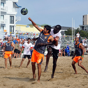 Semi-Final Game #1 - Florida Beach Soccer vs.Team Calvary