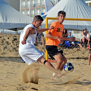 2014 North American Sand Soccer Championships, 15th-36th Street & Oceanfront, Virginia Beach, Virgina USA