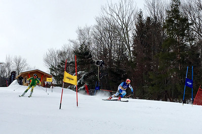 Putnam NASTAR Eastern Pacesetting Trials at Hunter Mountain and Mt. Southington Photo: Calum Clark