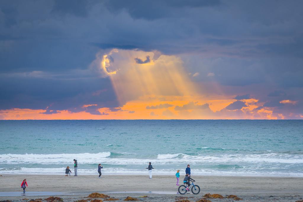 Sunburst, Del Mar