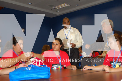 EDAC Career Day Photo by Valerie Hunt/NATA