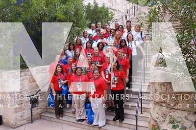 EDAC Career Day Photo by Valerie Hunt/NATA