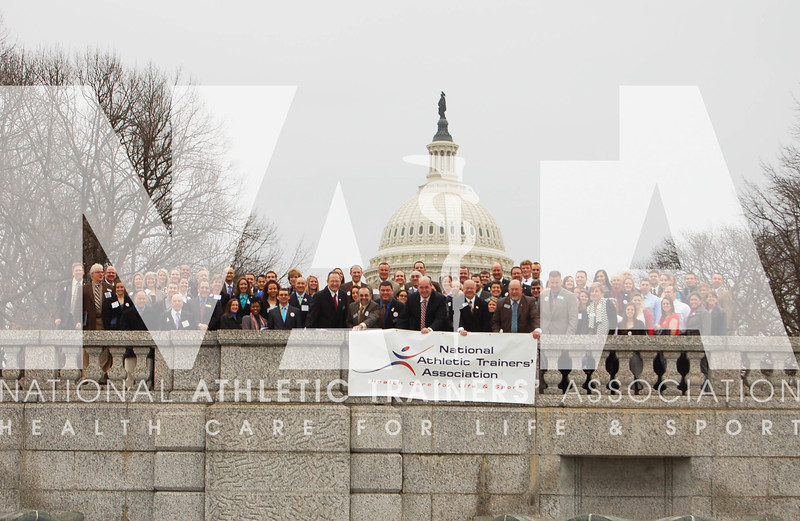 Capitol Hill Day 2012<br /> Photo by NATA