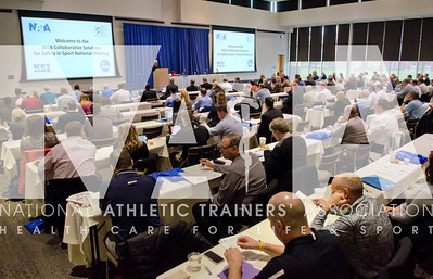 photo by Renee Fernandes/NATA 2016 Collaborative Solutions for Safety in Sport National Meeting in Indianapolis ,