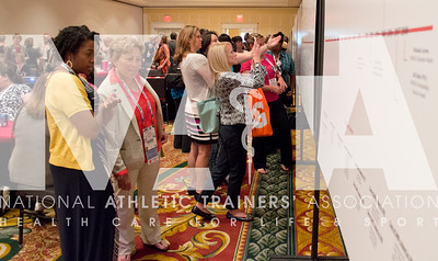 Women in Athletic Training Reception