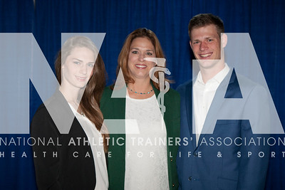 J. Kat Woronowicz Photos/General Session backstage awards on Wednesday, June 28th, during the NATA 2017.