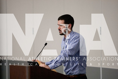 J. Kat Woronowicz Photos/Attendees at the First-Time Breakfast on Tuesday, June 27th, during the NATA 2017.