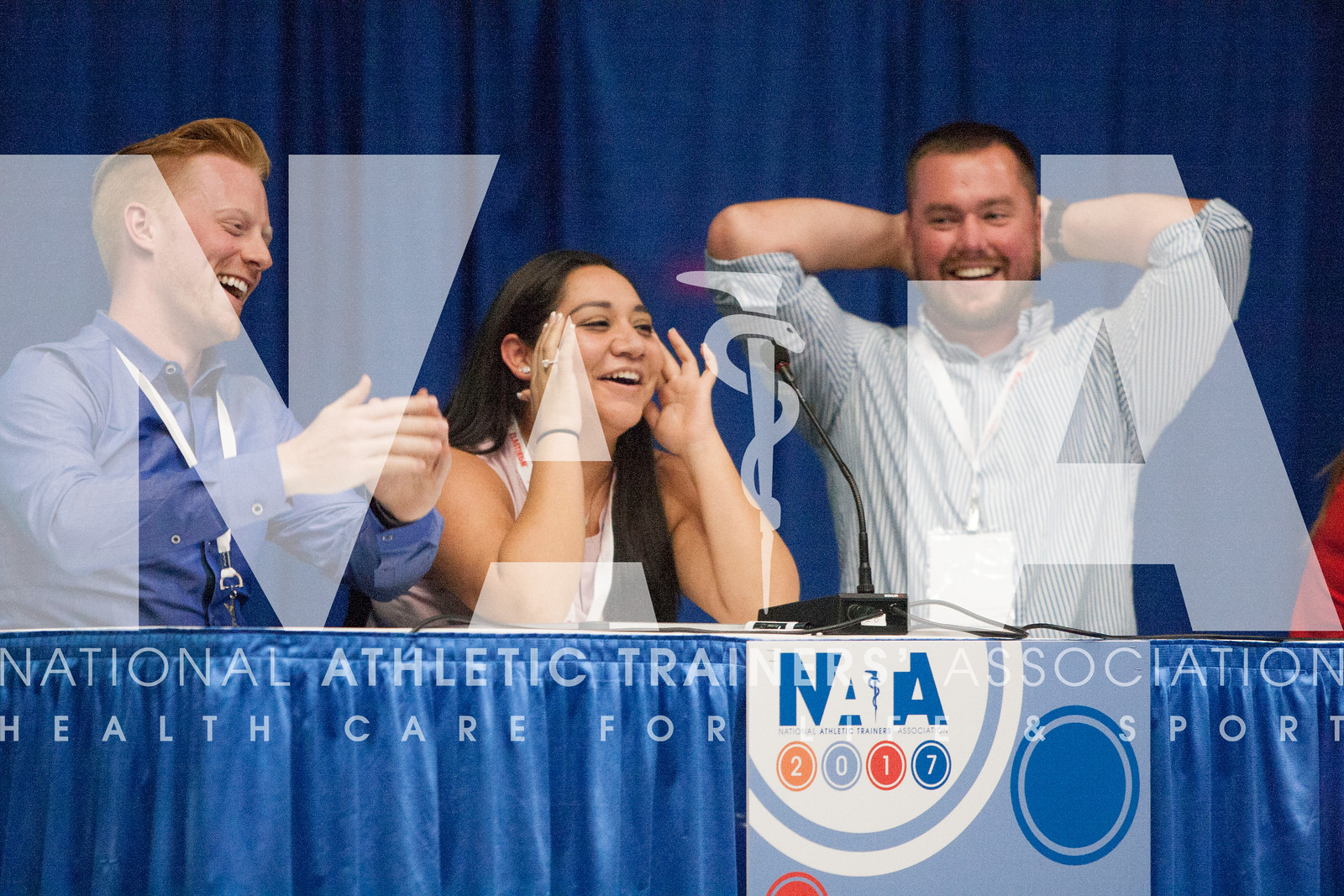 J. Kat Woronowicz photos/Quiz Bowl at the NATA Wednesday, June 28th, 2017.