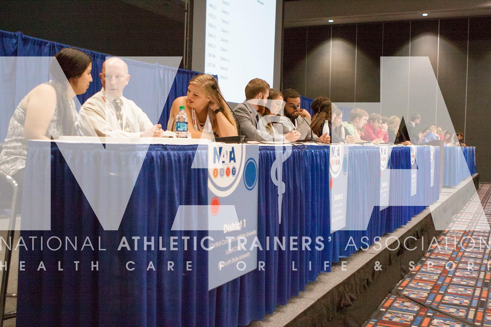 J. Kat Woronowicz photos/Quiz Bowl at the NATA Wednesday, June 28th, 2017.