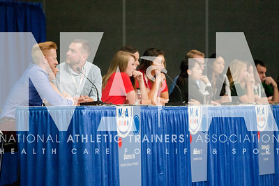 J. Kat Woronowicz Photos/Quiz Bowl on Wednesday, June 28th, during the NATA 2017.
