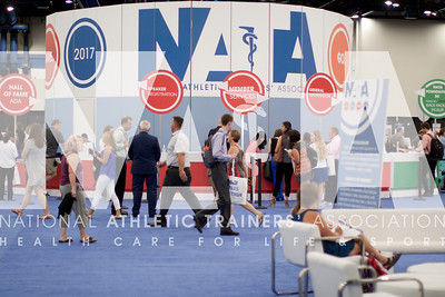 J. Kat Woronowicz Photos/Attendees at NATA 2017.