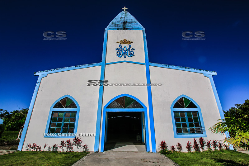 Igreja do Santuário dos Mártires de Cunhaú.