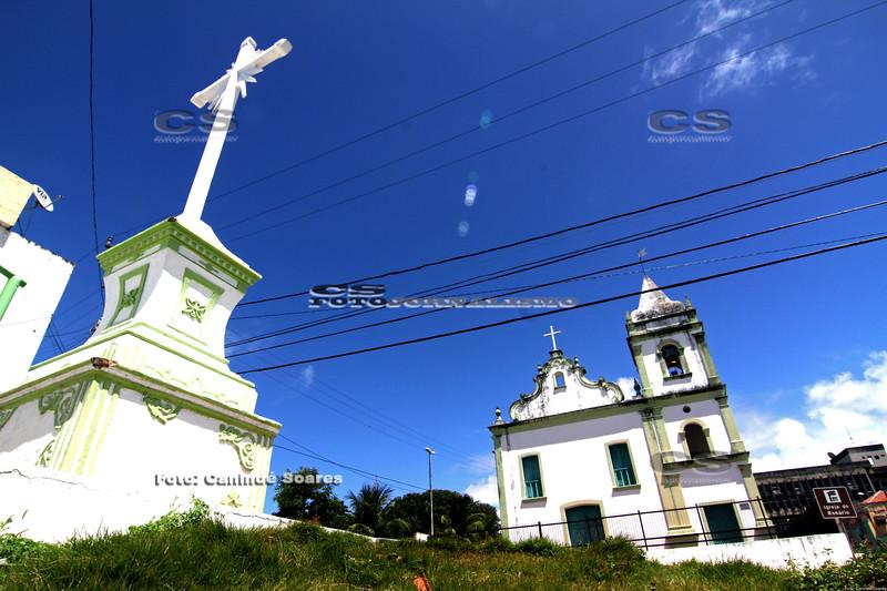 A Igreja de Nossa Senhora do Rosário dos Pretos