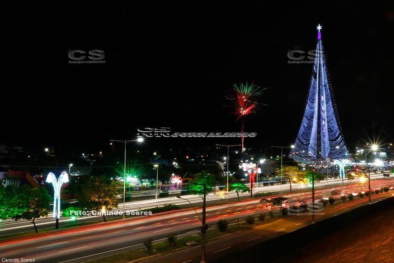 Árvore de Natal de Mirassol 2014