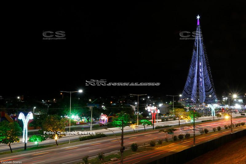 Árvore de Natal de Mirassol, 2014