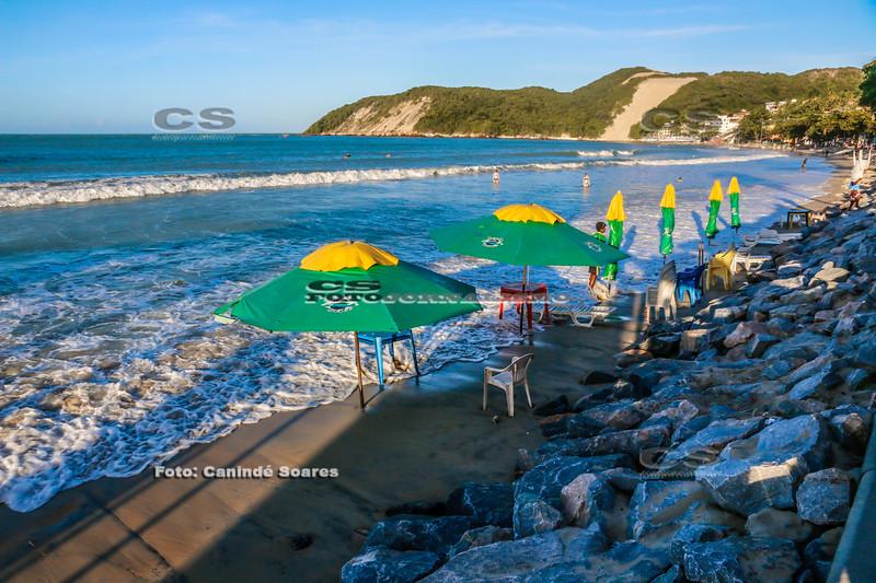 Praia de Ponta Negra, Morro do Careca