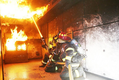 TRAINING FIRE
