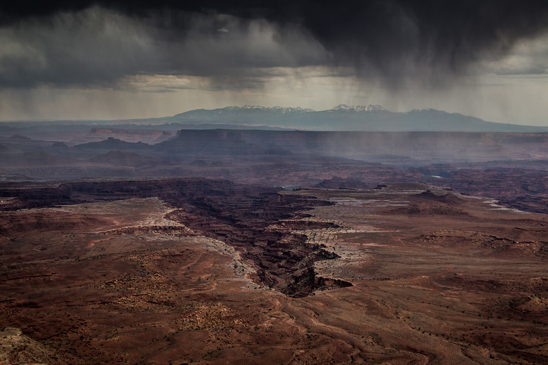 STORM FRONT, Canyonlands NP