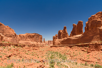 PARK AVE - ARCHES NATIONAL PARK