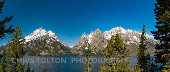 JENNY LAKE & CASCADE CANYON
