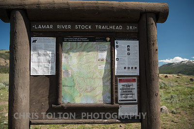 LAMAR RIVER STOCK TRAILHEAD