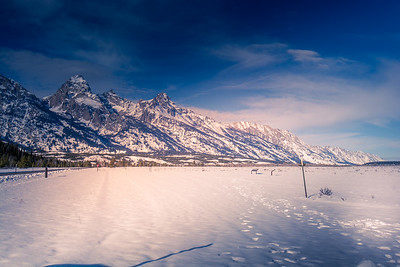Teton Moutains