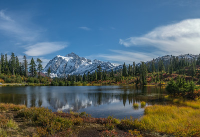 Snowqualmie National forest