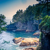 Cape Flattery is the northwesternmost point of the contiguous United States