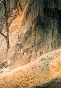 Mammoths Falls Volcanic Terrace