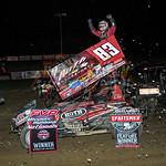 dirt track racing image - HFP_9402