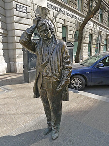 Columbo - a hero in Hungary