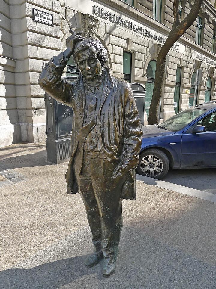 Columbo - a hero in Hungary