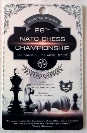 NATO Chess Championships 2017