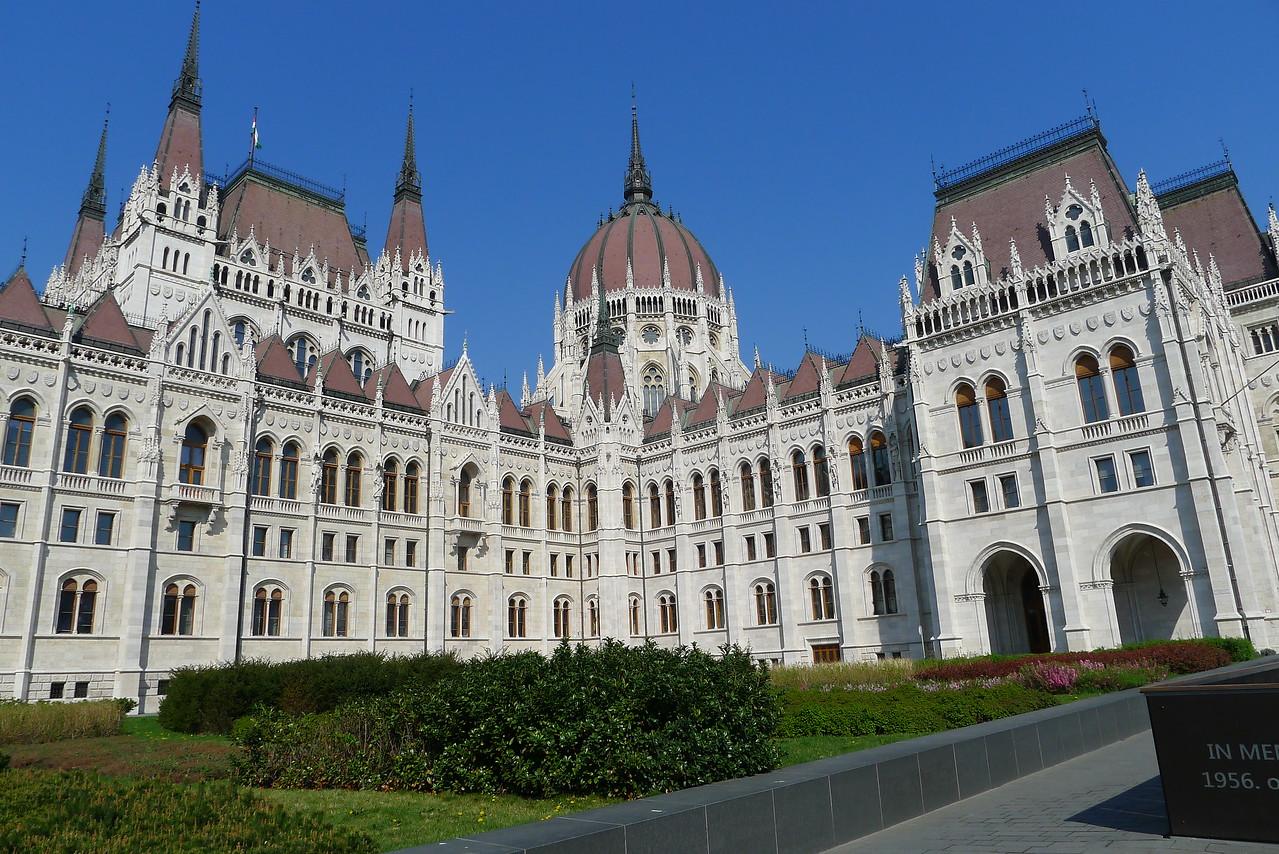 Parliament - gorgeous dome.