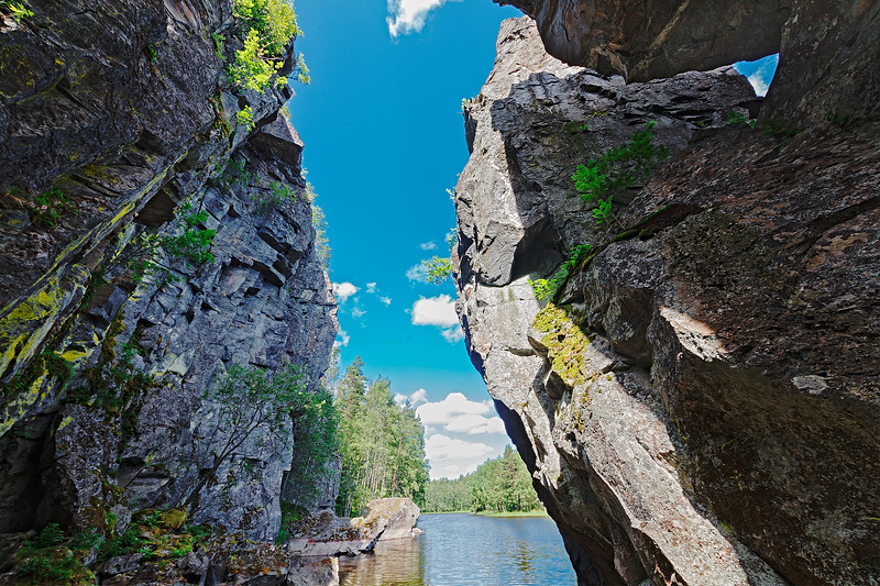 Ladoga Lake — Stone Gates / Врата Ладоги