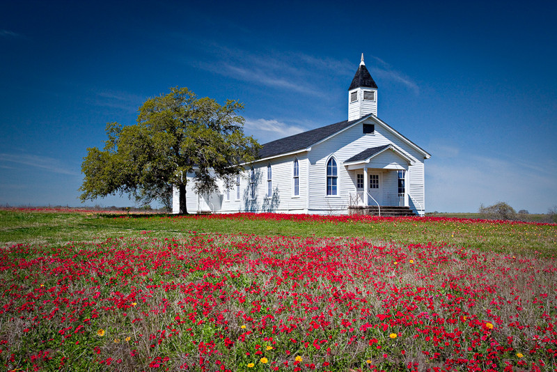 CHURCH AT CHEAPSIDE, TEXAS